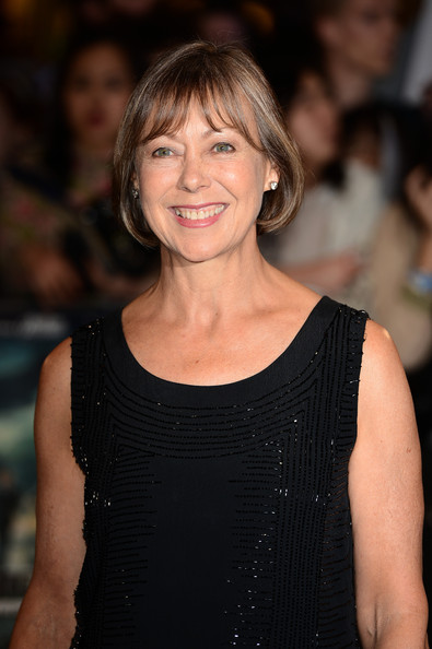 Jenny Agutter In 'Captain America: The Winter Soldier