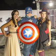 Captain America ProSieben TV Channel Launch in Berlin