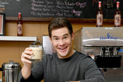 Adam Devine and Captain Morgan Celebrate New Gingerbread Spiced with Big Gay Ice Cream Sandwich Collaboration  on November 18, 2019 in New York City.
