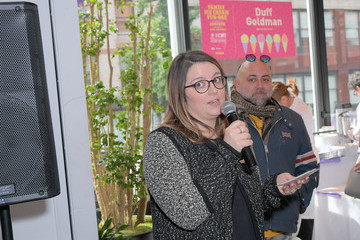 Cara Bender Food Network & Cooking Channel New York City Wine & Food Festival presented by Capital One - Family Ice Cream Fun-dae presented by Loacker hosted by Duff Goldman