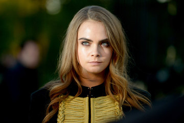 Cara Delevingne Burberry 'London In Los Angeles' Event - Red Carpet