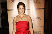 (UK TABLOID NEWSPAPERS OUT) Tracy Emin attends the Cardboard Citizens fundraising dinner held at Christ Church Spitalfields on March 19, 2011 in London, England.