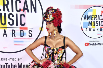 Cardi B 2018 American Music Awards - Arrivals