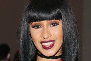 Cardi B Front Row - Front Row - September 2016 - Style360 Fashion Week