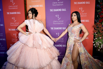Cardi B Rihanna's 5th Annual Diamond Ball