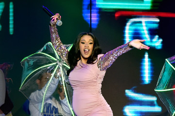 Cardi B 2018 Billboard Latin Music Awards - Show
