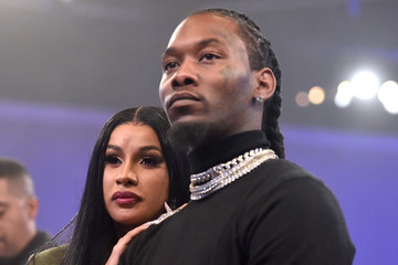 """Cardi B Pre-GRAMMY Gala and GRAMMY Salute to Industry Icons Honoring Sean """"Diddy"""" Combs - Inside"""