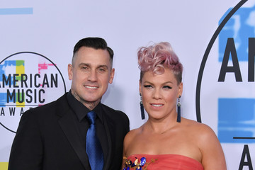 Carey Hart 2017 American Music Awards - Arrivals
