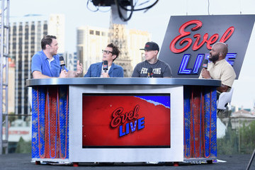Carey Hart HISTORY Airs 3-Hour Live Event 'Evel Live'