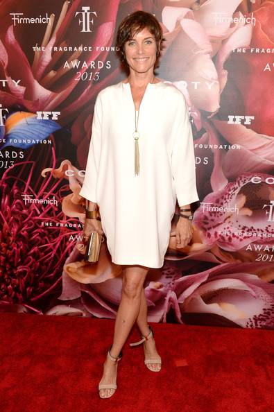 Carey Lowell at 2013 Fragrance Foundation Awards on June 12, 2013, in New York City