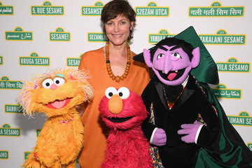 Carey Lowell Sesame Workshop's 16th Annual Benefit Gala