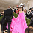 Carey Mulligan The 2021 Met Gala Celebrating In America: A Lexicon Of Fashion - Arrivals
