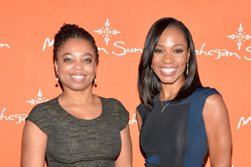 Cari Champion Jemele Hill 'When the Garden Was Eden' Afterparty in NYC