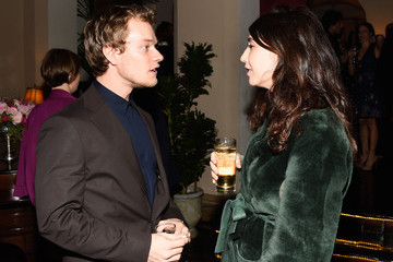 Carice Van Houten Alfie Allen Entertainment Weekly Celebration Honoring the Screen Actors Guild Nominees Presented By Maybelline At Chateau Marmont In Los Angeles - Inside