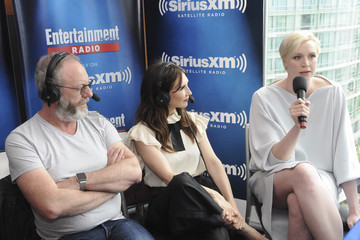 Carice Van Houten Gwendoline Christie SiriusXM's Entertainment Weekly Radio Channel Broadcasts From Comic-Con 2015