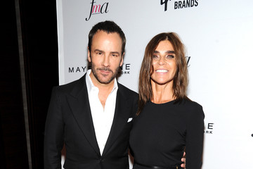 Carine Roitfeld Tom Ford The Daily Front Row Second Annual Fashion Media Awards - Arrivals