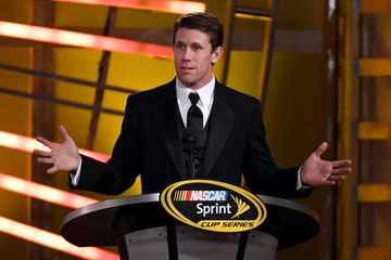 Carl Edwards NASCAR Sprint Cup Series Awards - Show