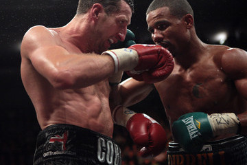 Andre Dirrell Carl Froch v Andreas Dirrell