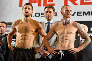 Carl Froch George Groves Photos Photo