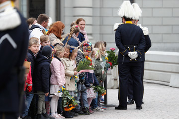 Carl Gustaf XVI Swedish King's Birthday