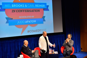 Carl Reiner #ComedyFest Kicks Off With Famous Funny People