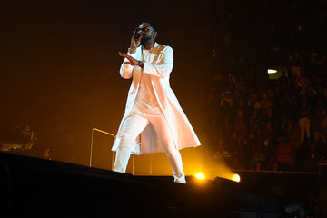 Carl Thomas Puff Daddy and Bad Boy Family Reunion Tour at The Forum in Inglewood, CA