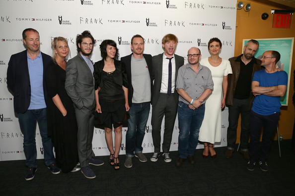 'Frank' Premieres in NYC