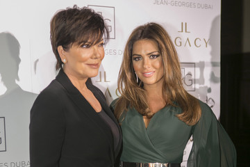 Carla DiBello Kris Jenner Legacy International Announcement Launch Party at Jean-Georges Dubai