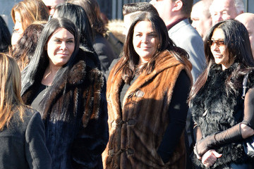 Carla Facciolo Memorial Service Held For Angela 'Big Ang' Raiola - Funeral
