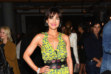 "Carla Gugino The Cinema Society Hosts a Screening of ""Baywatch"" - After Party"