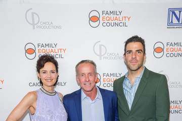 Carla Gugino Family Equality Council's 'Night At The Pier' Gala