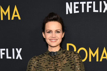 Carla Gugino 'Roma' New York Screening
