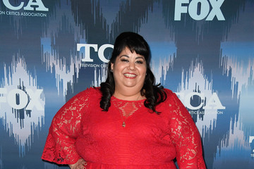 Carla Jimenez 2017 Winter TCA Tour - FOX All-Star Party - Arrivals