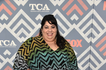Carla Jimenez 2017 Summer TCA Tour - Fox - Arrivals