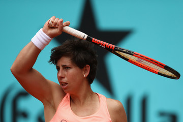 Carla Suarez Navarro Mutua Madrid Open - Day Five