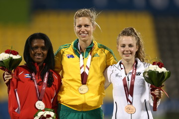 Carlee Beattie IPC Athletics World Championships - Day Two - Evening Session