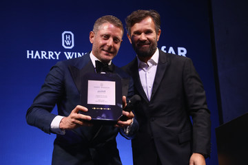 Carlo Cracco amfAR Milano 2016 - Dinner and Show