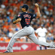 Carlos Carrasco Divisional Round - Cleveland Indians vs. Houston Astros - Game Two