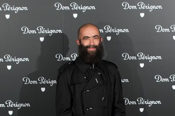 Carlos Diez Dom Perignon Party in Madrid