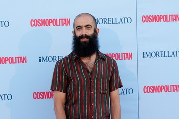 Carlos Diez Arrivals at the Cosmopolian Fragrance Awards