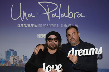 Carlos Iglesias HBO Latino - 'The Poet of Havana' Screening
