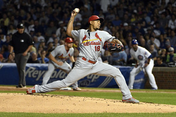 Carlos Martinez St Louis Cardinals v Chicago Cubs