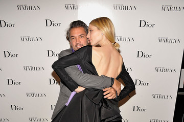 "Carlos Mota Dior and The Weinstein Company's Opening Of ""Picturing Marilyn"" At Milk Gallery - Arrivals"