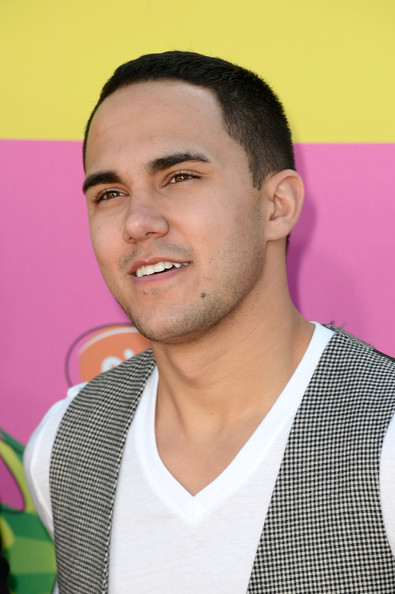 Carlos Pena Jr  Singer Carlos Pena Jr  of Big Time Rush arrives at    Carlos Pena Jr 2013