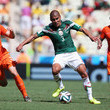 Carlos Salcido Netherlands v Mexico: Round of 16 - 2014 FIFA World Cup Brazil