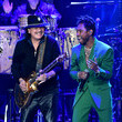 Carlos Santana Pre-GRAMMY Gala and GRAMMY Salute to Industry Icons Honoring Sean