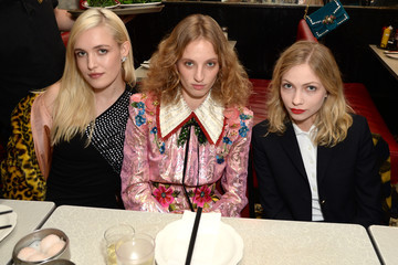 Carlotta Kohl Gucci Celebrates the release of Petra Collins: Coming of Age