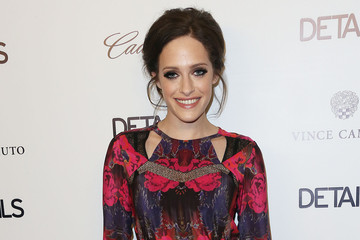 Carly Chaikin DETAILS Celebrates the 2013 Hollywood Mavericks