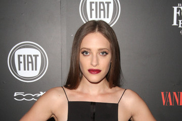 Carly Chaikin Vanity Fair and FIAT Toast to 'Young Hollywood' - Arrivals