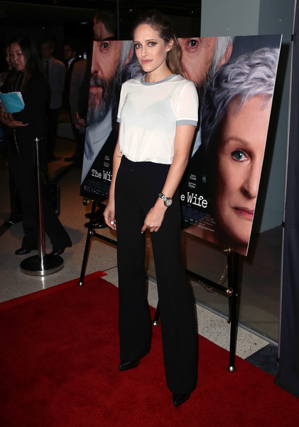 Sony Pictures Classics' Los Angeles Premiere Of 'The Wife' - Arrivals
